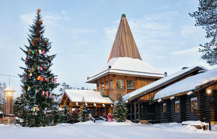 Satul de Vacanță al lui Moș Crăciun