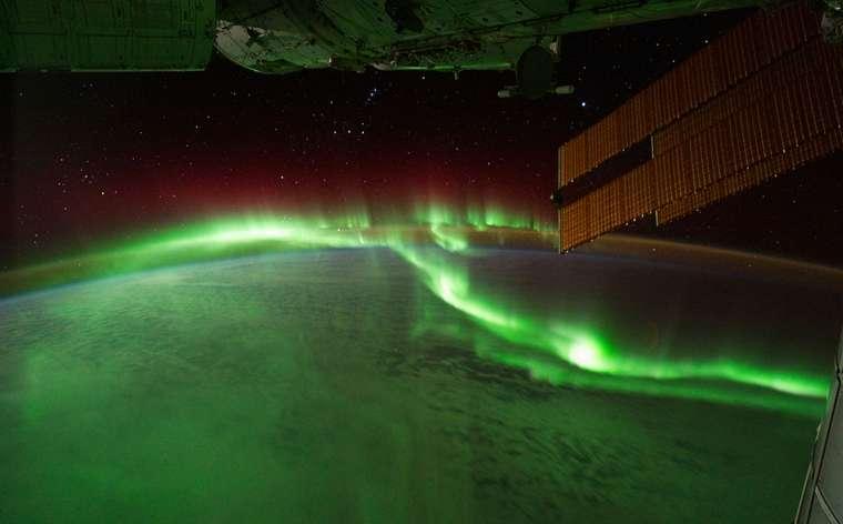 Somnul sub cerul liber…aaa sub Aurora Boreală