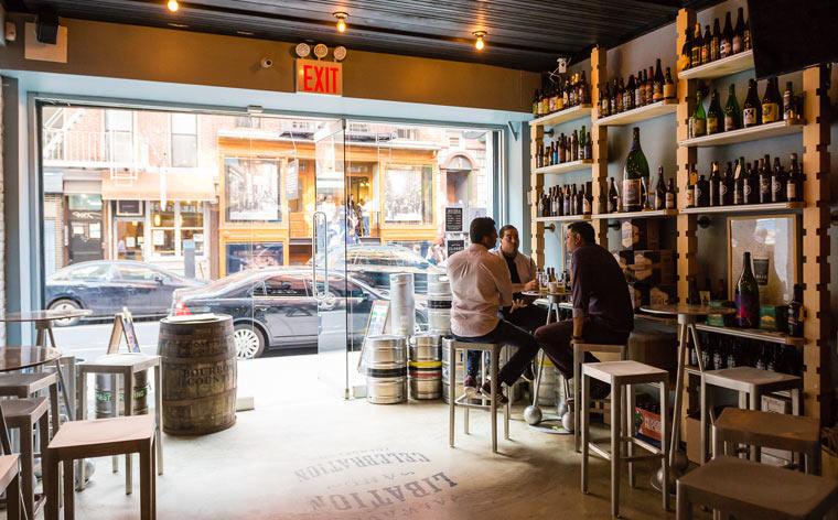 7 cele mai bune berării din New York