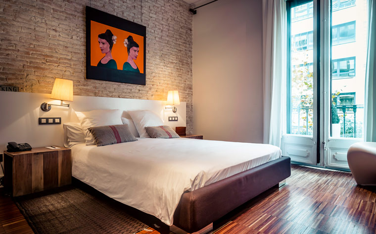 Pentru îndrăgostiți: cele mai romantice hoteluri din Barcelona