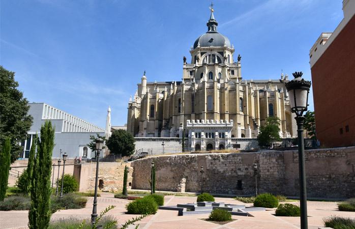Zidurile ce au văzut Madridul acum aproape câteva milenii