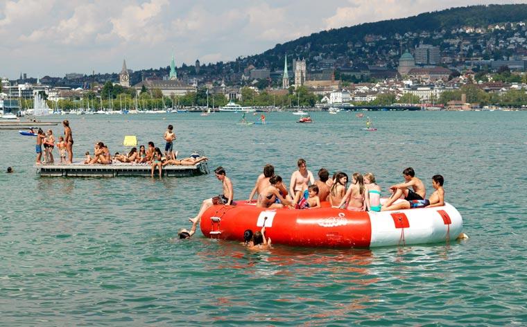Top 10 cele mai frumoase plaje urbane din Europa