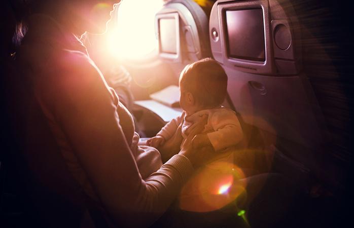 Ai putea călători și tu împreună cu copilul tău.