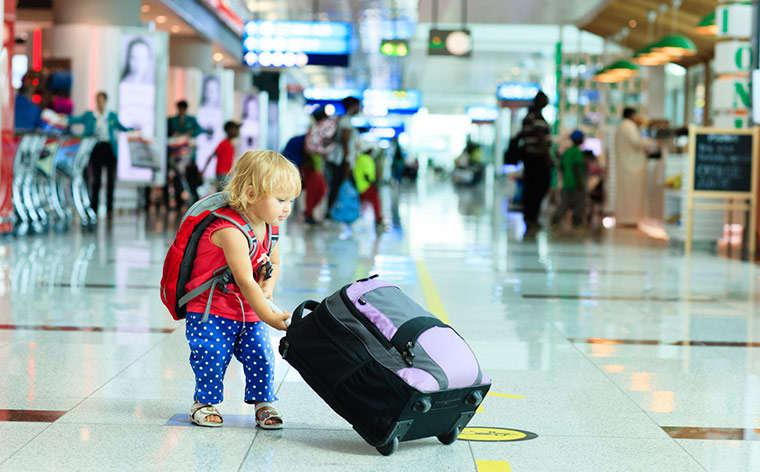 25 de sfaturi utile pentru călătoria cu copiii
