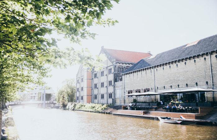 Leeuwarden din regiunea olandeză Friesland este una dintre Capitalele Culturale ale Europei în anul acesta