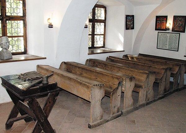 Sala Anton Pann - Prima Școală Românească
