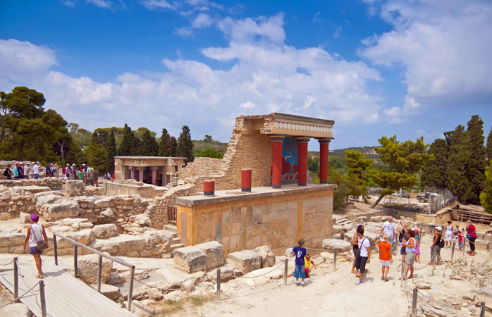 Muzeul Arheologic Heraklion din Creta
