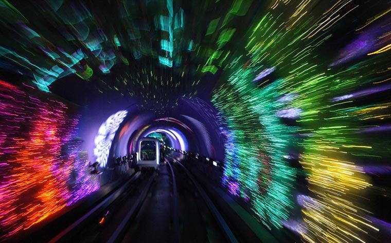 7 stații de metrou de o artă uimitoare (Galerie Foto)