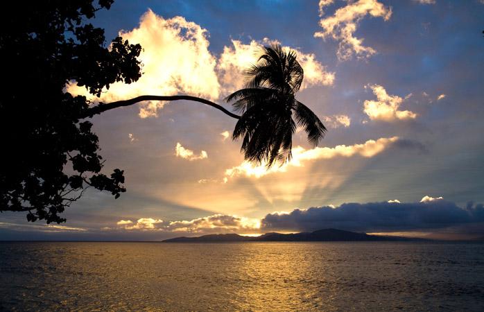De pe plaja Fiji vei vedea răsăritul înaintea celorlalți pământeni
