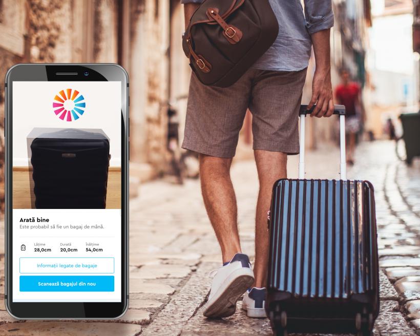 Doar cu bagajul de mână și fără stres… cu Smart Baggage de la momondo