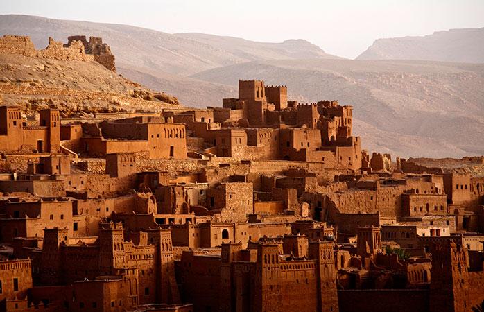 Oaurzazate este alternativa la popularul Marrakesh