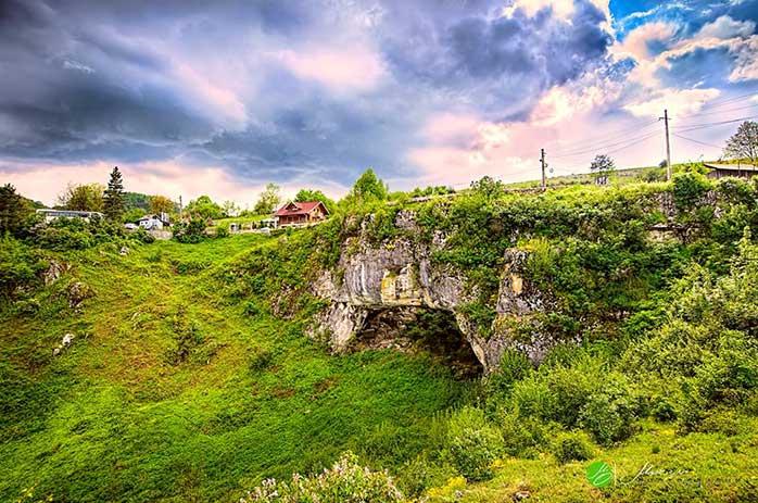 Podul lui Dumnezeu / sursa: Marian Oprea