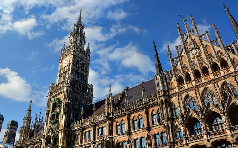 Cum să petreci 3 zile în Munchen, un superb oraș european