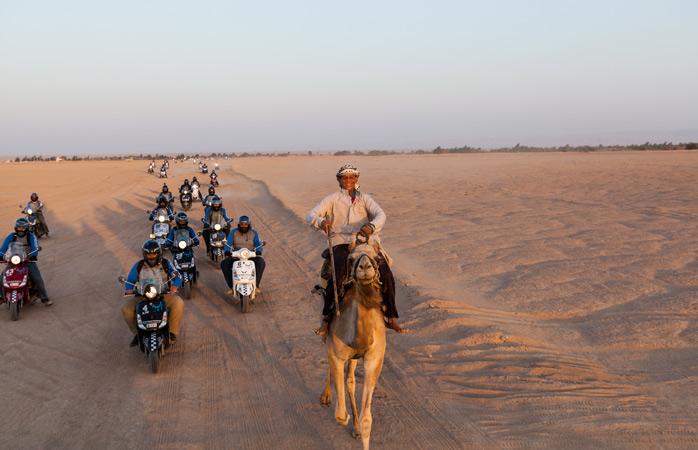 Minunile egiptene se descoperă cel mai îndeaproape participând la Cross Egypt Challenge