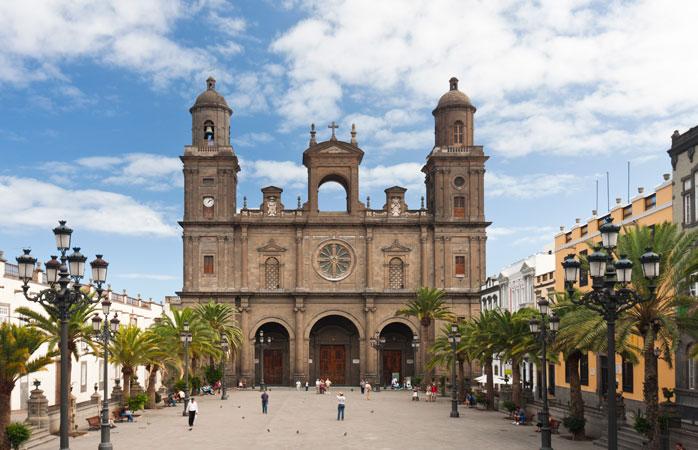Catedrala Santa Ana din Las Palmas de Gran Canaria
