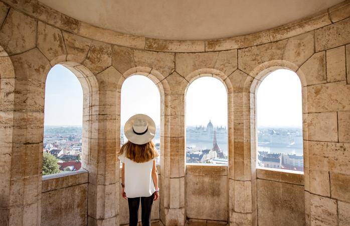 Budapesta, minunea arhitecturală de peste Dunăre