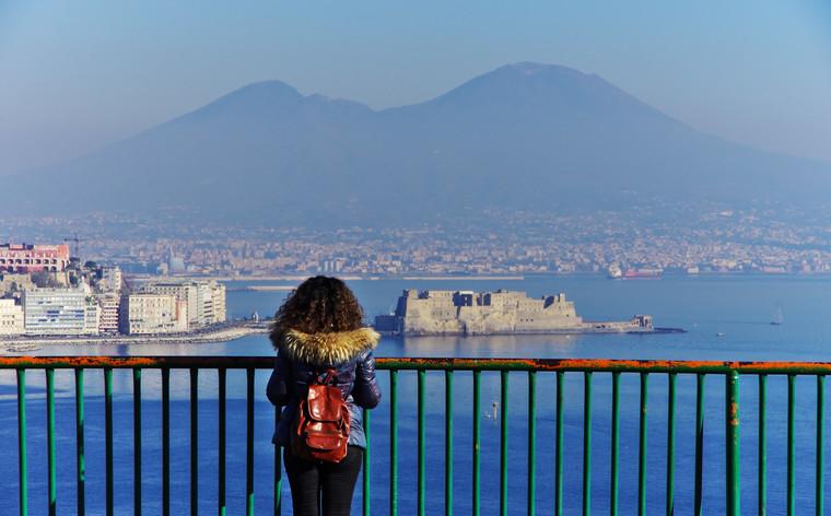 3 zile petrecute în Napoli, capitala sudică a Italiei
