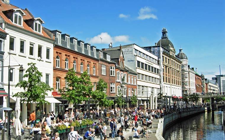 Ghid turistic: petrece 3 zile în Aarhus, al doilea cel mai mare oraș din Danemarca