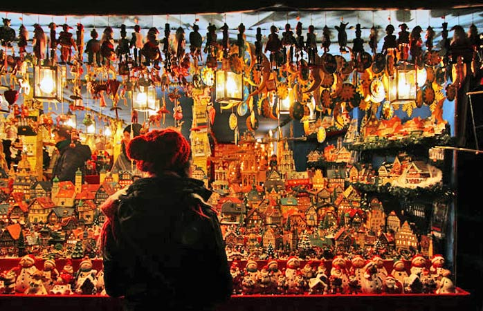 Târgul de Crăciun din Nuremberg este văzut de două milioane de perechi de ochi, în fiecare an