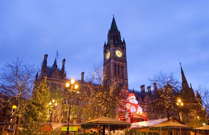 Dacă te-ai întrebat vreodată cum arată Crăciunul pe pământurile shakespeariene, îndreaptă-te spre Manchester