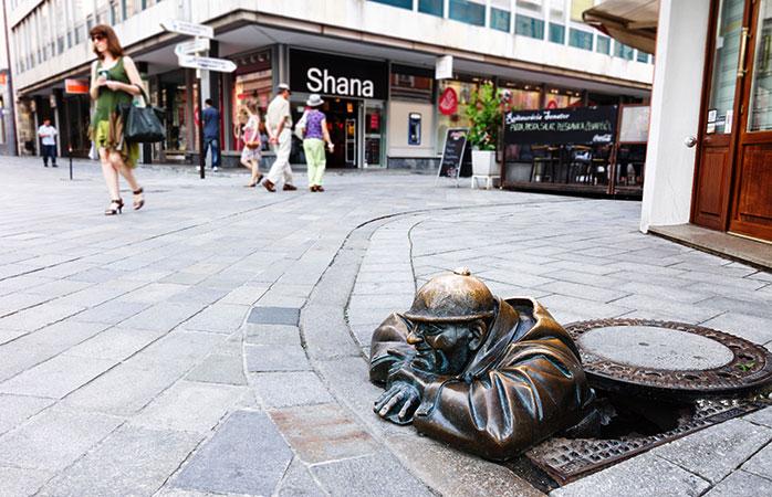 Poate că nu ți-ar trece prin cap, dar Bratislava are mai multe decât crezi