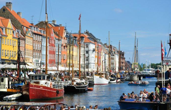 O bucată de pământ ce aduce-a perfecțiune: Copenhaga