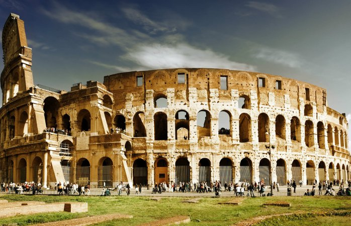 Ah, Roma... oricât o idee excelentă!