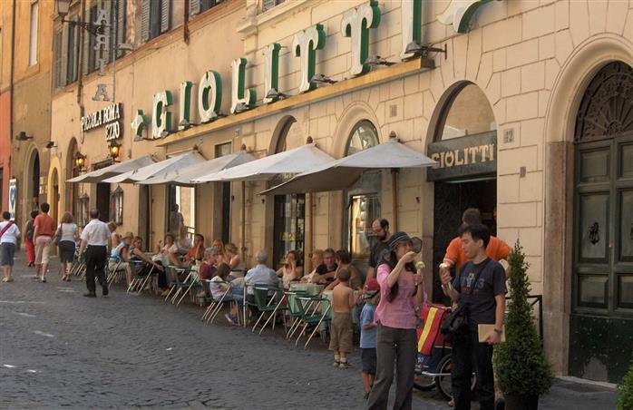 În Roma se iartă toate păcatele trecute și o bună parte dintre cele viitoare