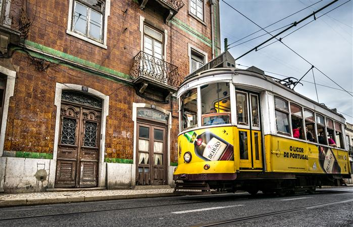 Lisabona este orașul romantic prin definiție