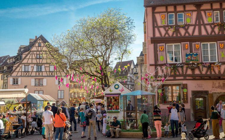 Top 7 destinații pentru vacanța de Paște 2019