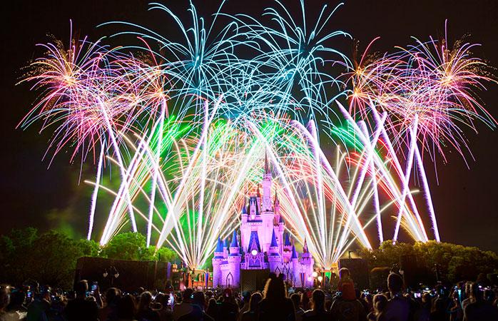 Scântei vor sări, desigur, în Orlando, Florida, destinația perfectă pentru o lună de miere în familie.