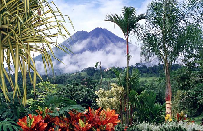 Romantismul va erupe în Costa Rica, o destinație frumoasă pentru luna de miere, prietenoasă cu mediul.