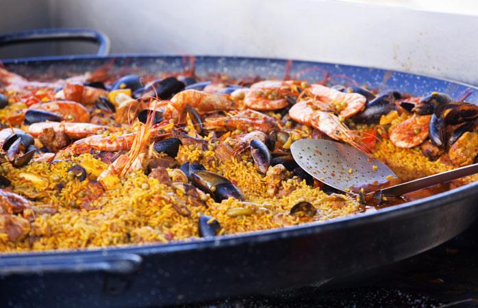 Adună un prieten, doi și îndestulați-vă cu unul dintre cele mai valoroase preparate ale Spaniei
