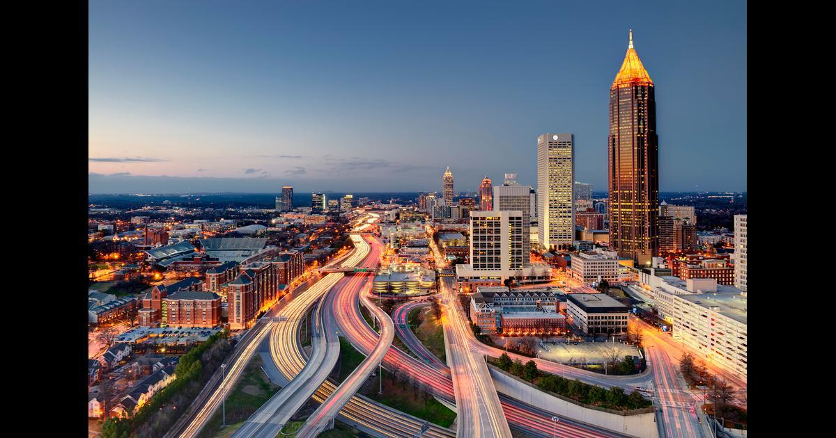 Găsește Zboruri Ieftine Din Bucuresti Către Atlanta Incepand De La